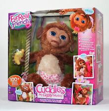 Cuddles mein Baby Äffchen Affe Hasbro FurReal Friends Cuddles, interaktives Tier
