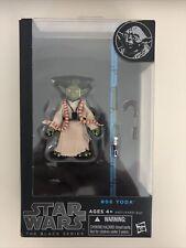 Hasbro The Black Series 6 Yoda Action Figure