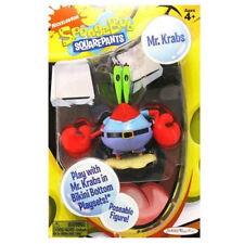 Spongebob Squarepants Nickelodeon Action Figure MR KRABS Ultra Rare Mint Sealed