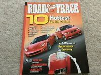 2008 Jaguar XKR vs. Maserati Gran Turismo Road and Track Magazine
