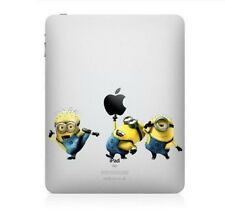 Despicable Me Funny Minions iPad Decal Sticker Skin for Ipad 1, 2, 3, 4