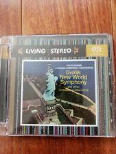 Living Stereo SACD Dvorak New World Symphony Reiner - perfect