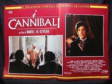 FOTOBUSTA CINEMA - I CANNIBALI - MANOEL DE OLIVEIRA - 1970 - DRAMMATICO - 04