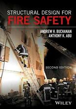 Structural Design for Fire Safety by Abu, Anthony Kwabena, Buchanan, Andrew H. |