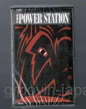 Sealed THE POWER STATION-DURAN DURAN JAPAN CASSETTE ZR28-1249 Robert Palmer