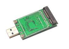 USB 3.0 mSATA Mini SATA SSD adapter card as USB disk driver