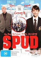 Spud  * NEW DVD * Troye Sivan John Cleese (Region 4 Australia)