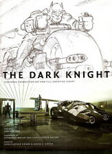 (MTI) THE DARK KNIGHT. Featuring Production Art And Full Shooting Script  2008