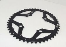 Nos Shimano LX Chainring, 48t, Aluminum, 9 Speed, 104mm BCD, Brand New Take-Off