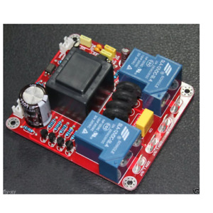 1x A power supply time-delay soft start temperature protection board 110V/220V