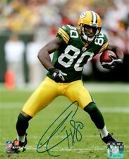 Packers DONALD DRIVER Signed 16x20 Photo #11 AUTO - SB XLV Champ - Career Leader