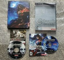 Castlevania: Lords of Shadow Limited Edition (Sony PlayStation 3, 2010) PS3 CIB