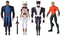 DC Comics Justice League Heroes - Batman / Spiderman / Wonder Woman / Aquaman