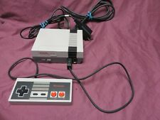 NINTENDO NES CLASSIC EDITION CONSOLE,GRAY,WIRE,JOYSTICK,VIDEO GAMES,SYSTEM,WORKS