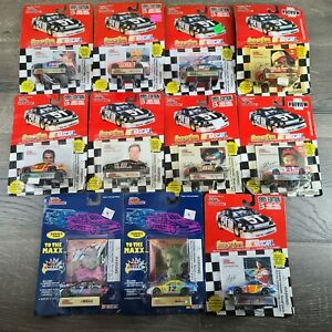Lot Of 11 Racing Champions 1995 Edition Nascar Premier Diecast Cars 1/64 Scale