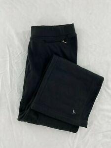 Danskin Now Athletic Leggings Stretch Fitness Wide-Leg Pants Women Petite S 4-6