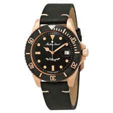 Mathey-Tissot Rolly Vintage Bronze Automatic Black Dial Men's Watch H901BZN