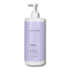 NAK Hair Blonde Shampoo 375ml All