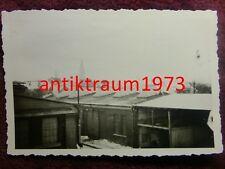 4 Fotos Paderborn Nord Bahnhof Tegelweg Nordstraße Güterhallen 1940 Nr.9