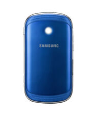 Samsung Galaxy Music Duos S6012 Battery Door Back Standard Cover Original Blue