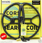 "New CORS STRIKE 12""x13"" DD search coil for Makro Racer/Racer 2  cover  bolt"