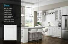 10x10 RTA White Shaker Kitchen Cabinets