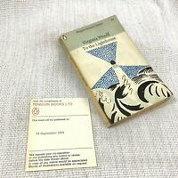 1964 Vintage Pinguino Libro Virginia Woolf Alla Il Faro Raro Pre Pubblicazione