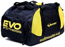 EVO GYM Sports kit bag backpack Duffle football Fitness Training MMA Boxing Bags