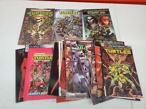 TMNT mix Comic Lot Teenage Mutant Ninja Turtles tpb
