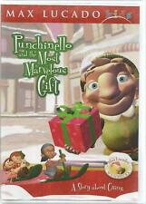 Wemmicks: Punchinello and the Most Marvelous Gift (DVD, 2004) Max Lucado Kids
