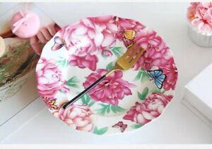 Royal English Pastry Plate (20CM)