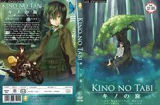 ANIME DVD~Kino No Tabi(1-12End)English subtitle&All region FREE SHIPPING+GIFT