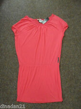 DKNY dress , size L (16), pink, knee length, brand new