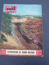 vie du rail 1953 421 SAINTES AUDUN CONFLANS JARNY LONGWY ARRANCY MONTMéDY