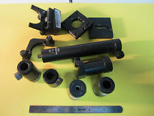 LOT 10 EA NEWPORT OPTICAL FIXTURES ASSORTMENT LASER OPTICS BIN#A3-20c