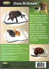 Separation Anxiety Relief Dog bed