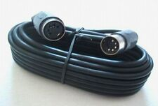 Midi Cable Extension Coupling 2,5m 5-polig Audio Cable Video Cables