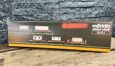 More details for marklin - z gauge- mini-club - 8664 - barum circus - freight wagon set - boxed