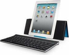 Logitech Inalámbrico Bluetooth Teclado Qwerty Ipad/Tablet Android Con Estuche/Soporte