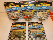 LARGE LOT COLLECTION 5 1970 DODGE DAYTONA SERIES 1991 RACING CHAMPIONS 1:64