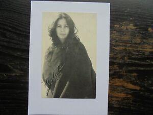 Signed Photo Of Julie Felix