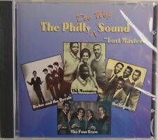 The PHILLY SOUND - CD - Doo Wop - Lost Masters - BRAND NEW