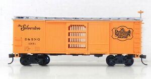 Sn3 #1991 D&SNG The Durango & Silverton Narrow Gauge Railroad BOX CAR ~ T131F