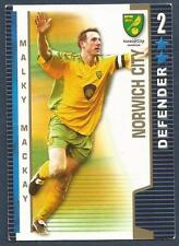 SHOOT OUT 2004-2005-NORWICH CITY-MALKY MACKAY