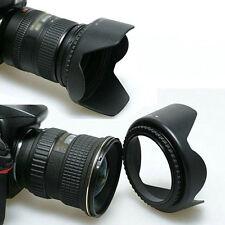 55mm filtro UV & Tapa De Objetivo & Parasol para Nikon D5500 D5300 D5600 D3400