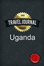 Travel Journal Uganda: By Journal, Good