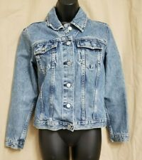 Gap Woman Junior Jean Jacket Size Small