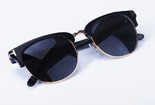 Brand New Tom Ford Model TF248 Black Oval Sunglasses For Unisex