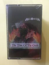 MUSICASSETTA HELLOWEEN - THE TIME OF THE OATH sealed METAL, ROCK, HARD ROCK