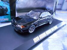 NISSAN SKYLINE GT-R r32 GTR 1989 Fast & Furious TV Movie Cinema Greenlight 1:43